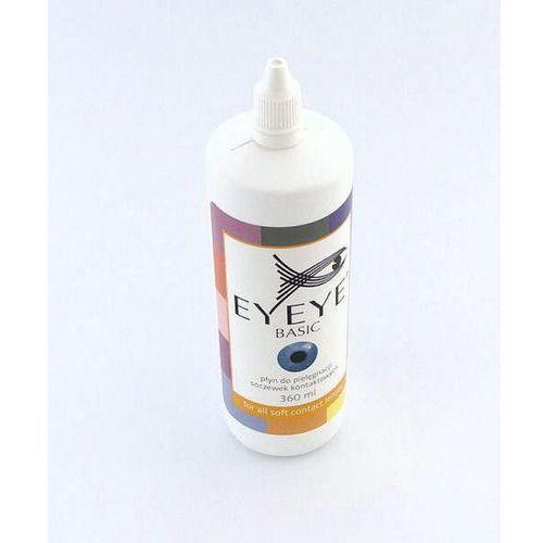 Płyny pielęgnacyjne do soczewek, Eyeye Basic - 360ml