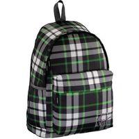 Tornistry i plecaki szkolne, All Out, Plecak szkolny, Luton, Forest Check