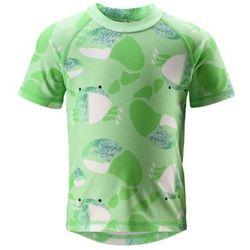 Reima koszulka do pływania Azores UV 50+ green 86 - BEZPŁATNY ODBIÓR: WROCŁAW!