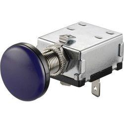 Przełącznik samochodowy wyciągany SCI A3-26B-SQ, O 12.2 mm, 30 A, 12 V, wył./wł.