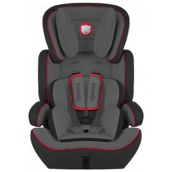 Fotelik 9-36 kg Levi Plus black/red