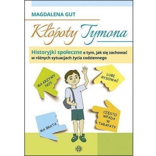 Pozostałe książki, Kłopoty Tymona. Historyjki społeczne (opr. broszurowa)