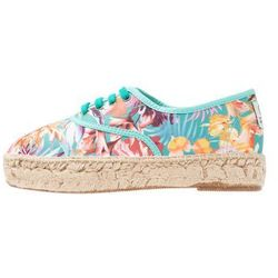 Natural World INGLES ALTO Espadryle azul franc