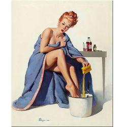 obraz na ścianę eleganckiej łazienki lub salonu spa