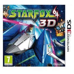 StarFox 64 3D - Nintendo 3DS - Akcja