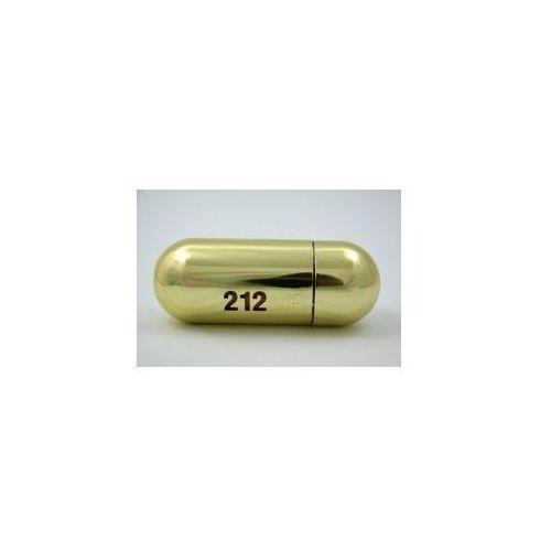 Testery zapachów dla kobiet, Carolina Herrera 212 VIP Woda perfumowana 80ml spray TESTER (71479)