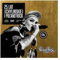 Pozostała muzyka rozrywkowa, 25 Lat Agnieszki Chyli Skiej I Pol And Rock - Chyli Ska Agnieszka (Płyta DVD)