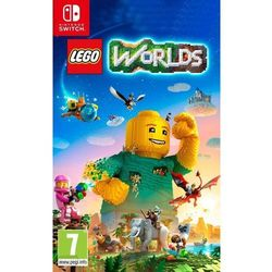 Gra Nintendo Switch LEGO Worlds