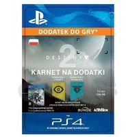 Pozostałe gry i konsole, Destiny 2 - Expansion Pass [kod aktywacyjny]