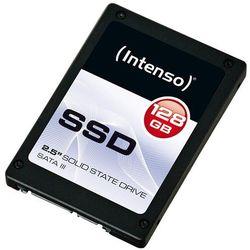 Dysk INTENSO SSD SATA III Top 128 GB