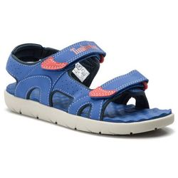 Sandały TIMBERLAND - Perkins Row 2-Strap TB0A1QGBJ451 Bright Blue