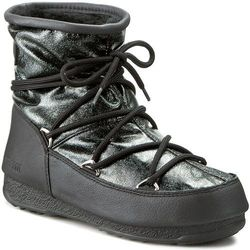 Śniegowce MOON BOOT - We Low Glitter 24005500002 Nero