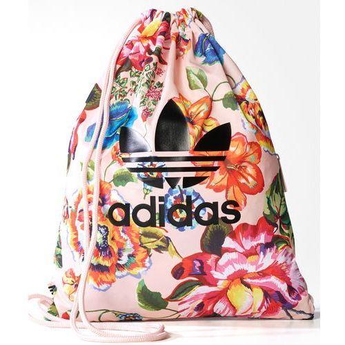 c8a080227d7ce ADIDAS wyjątkowy worek torba plecak z kiesz na zam