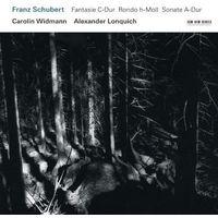 Pozostała muzyka rozrywkowa, SCHUBERT: FANTASIE/RONDO/SCHUBERT - Widmann, Carolin, Lonquich, Alexander (Płyta CD)