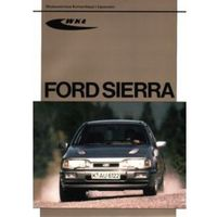 Biblioteka motoryzacji, Ford Sierra (opr. broszurowa)