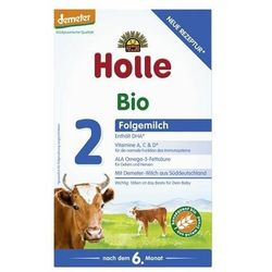 Holle Mleko Ekologiczne Krowie Następne 2 BIO 6m+