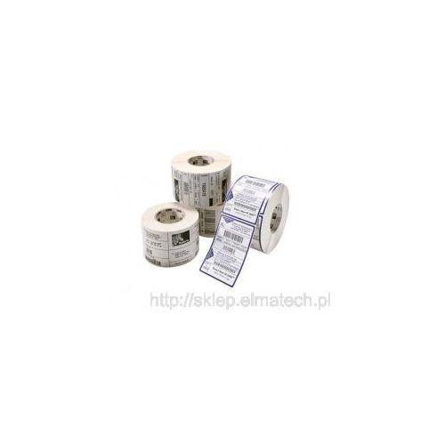 Etykiety fiskalne, Etykiety termotransferowe foliowe 76x51 - 1370szt. białe