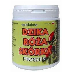 Owoc Dzikiej Róży bez nasion gran.+ proszek - 200 g (poj.)