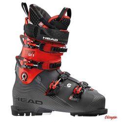 Buty narciarskie Head Nexo LYT 110 anthracite/red 2018/2019