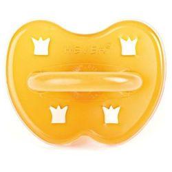 Smoczek uspokajający Hevea - Crown 0-3 msc 5710087124203