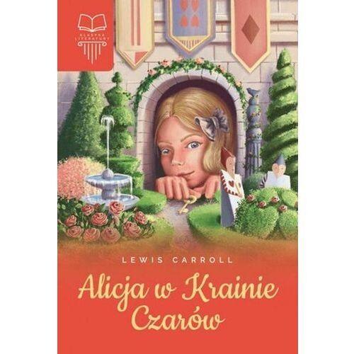 Książki dla dzieci, Alicja w Krainie Czarów SBM (opr. twarda)