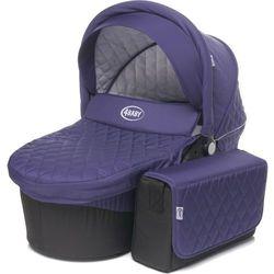 4Baby Gondola z torbą Atomic, Purple - BEZPŁATNY ODBIÓR: WROCŁAW!