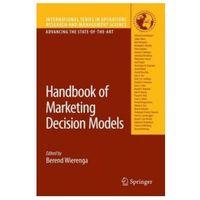 Biblioteka biznesu, Handbook of Marketing Decision Models