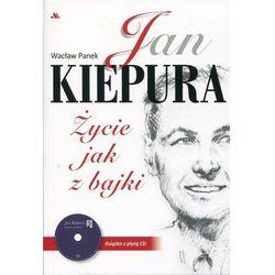Jan Kiepura. Życie jak z bajki + CD (opr. miękka)
