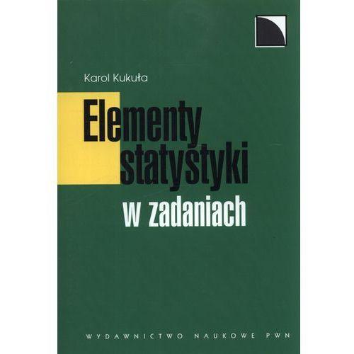 Biblioteka biznesu, Elementy statystyki w zadaniach (opr. miękka)