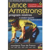 Książki medyczne, Lance Armstrong. Program mistrza (opr. broszurowa)