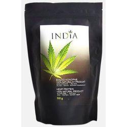 Białko konopne 500 g - India Cosmetics