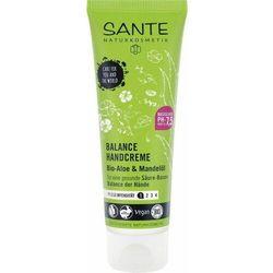 Krem do rąk balance aloes i olejek migdałowy Eco 75 ml - Sante