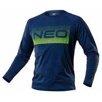 Kurtki i kamizelki ochronne, Koszulka robocza z długim rękawem NEO Premium 81-619-M (rozmiar M)