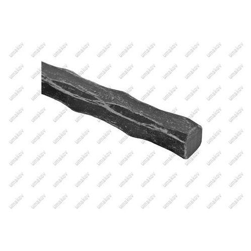 Tralki, Tralka zdobiona 26x26, L3000mm, 5,00 kg/m
