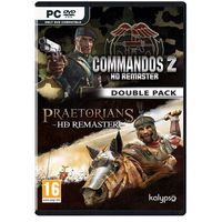 Gry PC, Commandos 2 & Praetorians HD Remaster Double Pack (PC)