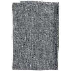 Komplet 4 serwet Lapuan Kankurit Usva grey 47x47 cm