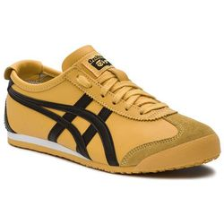 Sneakersy ASICS - ONITSUKA TIGER Mexico 66 DL408 Yellow/Black 0490