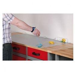 Podkładka antystatyczna na stół z zestawem uziemiającym