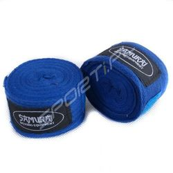 Bandaż bokserski HKBD 101 niebieski