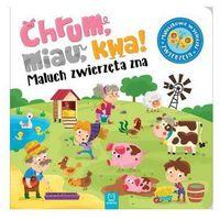 Książki dla dzieci, Chrum, miau, kwa! Kto język zwierząt zna? - Praca zbiorowa (opr. kartonowa)