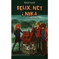 Książki dla dzieci, Felix, Net i Nika oraz Trzecia Kuzynka. Tom 7 (opr. twarda)