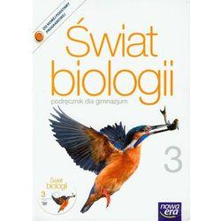Świat biologii 3 Podręcznik + CD (opr. miękka)