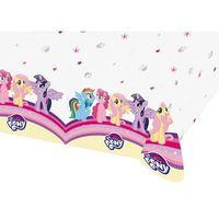 Obrusy, Obrus urodzinowy My Little Pony - 120 x 180 cm - 1 szt.