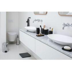 Brabantia - Zestaw łazienkowy ReNew Collection - stalowy - stalowy