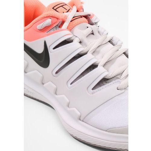 Obuwie sportowe dla kobiet, Nike Performance AIR ZOOM VAPOR X CLAY Obuwie do tenisa Outdoor vast grey/black/atmosphere grey/lava glow