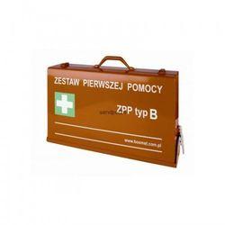 Przenośny Zestaw Pierwszej Pomocy ZPP typ B w walizce
