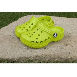 Klapki Crocs Kids Baya Volt Green 10190-395