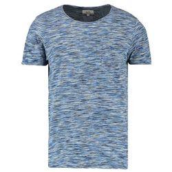 Q/S designed by Tshirt z nadrukiem light blue melange