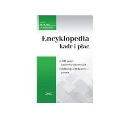 Encyklopedia Kadr i Płac - Praca zbiorowa