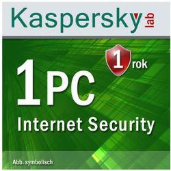 Kaspersky Internet Security Multi Device 2018 1 PC Odnowienie